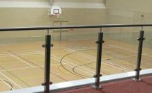 University of Nottingham–Sports Hall