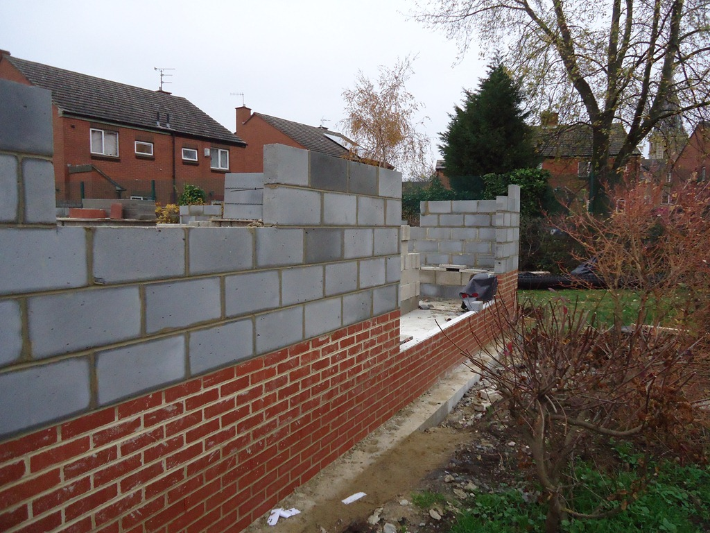Arkwright Meadows Community Garden - Newton Construction Ltd